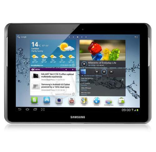 Samsung Galaxy Tab 2 10.1 (P5100) 16GB silver (WYP)