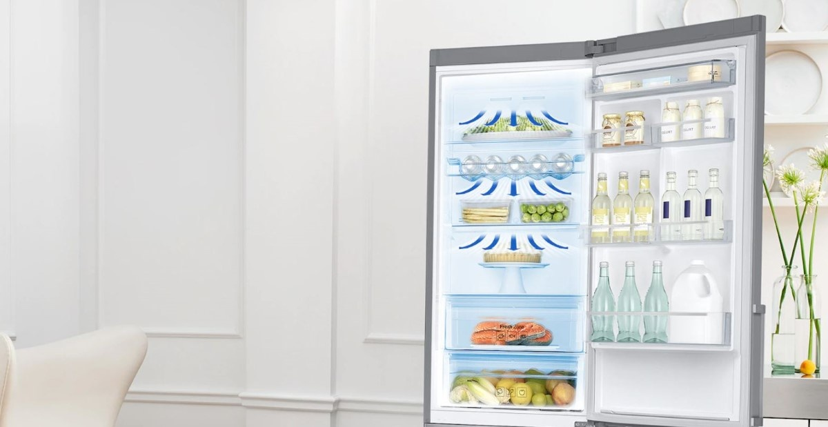Samsung All Around Cooling grafika promocyjna