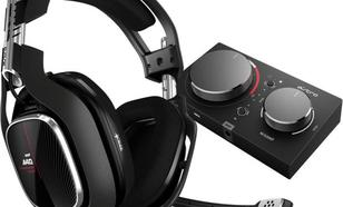 Logitech ASTRO A40 TR Headset + MixAmp Pro