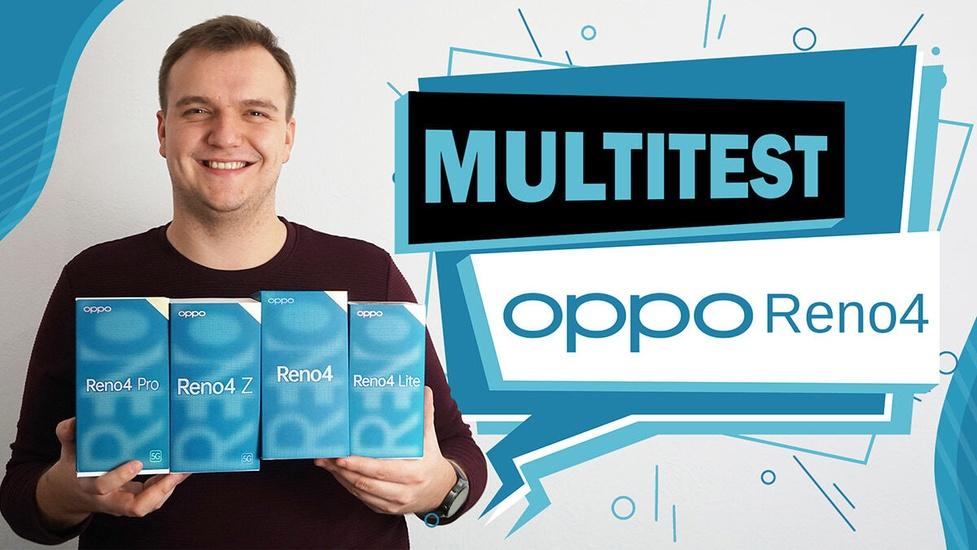 Odkrywamy serię OPPO Reno4 - Smartfony do zdjęć i nie tylko!