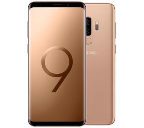 Samsung Galaxy S9+ SM-G965 (złoty)