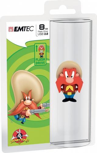 EMTEC Pendrive 8GB Yosemite Looney Tunes LT106