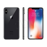 "Apple iPhone X ( 5,8"" ; 2436x1125 ; 256GB ; 3GB ; szary Space Grey ; LTE )"