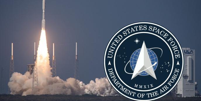 Pierwsza misja Amerykańskich Sił Kosmicznych