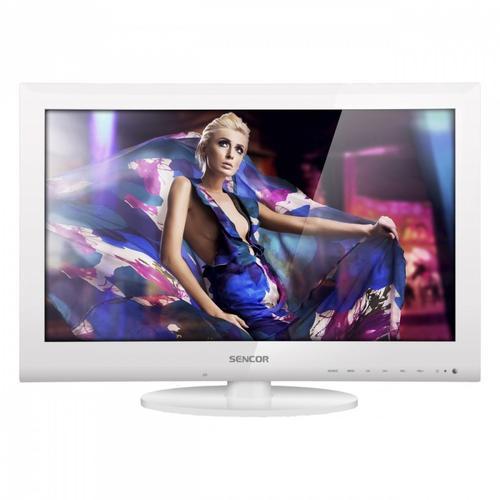SENCOR SLE 1956M4 WHITE,HD READY,DVB-T/C MPEG-4,PVR,Timeshift