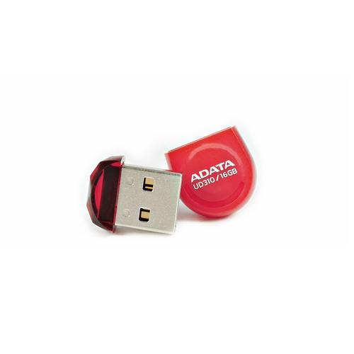 A-Data DashDrive Durable UD310 16GB USB2.0 czerwony - micro