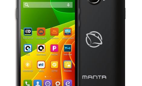 Ciekawy Smartfon Dla Wymagających Od Manty