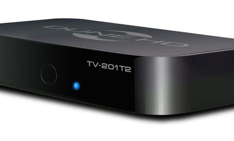 Nowy odtwarzacz DUNE HD TV-201