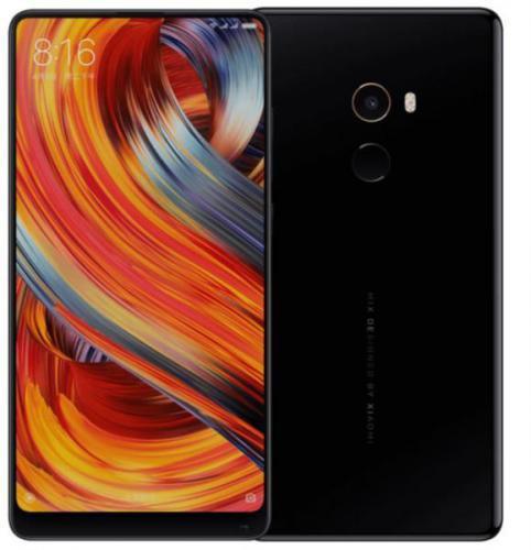 Xiaomi Mi Mix 2 ekran