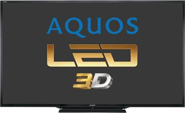Sharp AQUOS LED LC-90LE757 2