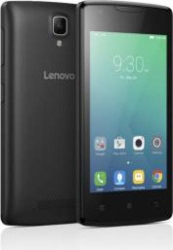 Lenovo A Czarny DS (PA490108PL)0