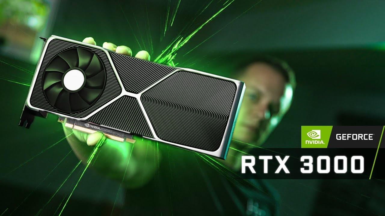 Seria GeFroce RTX 3000 na długi czas zdominuje rynek nowych kart graficznych