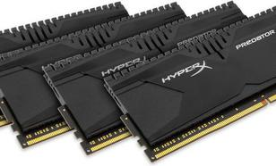 Kingston HyperX Predator DDR4 DIMM 16GB 2666MHz (4x4GB) HX426C13PB2K4/16