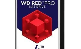 """WD WD4003FFBX Red Pro 4TB 3,5"""" - RATY 0%"""