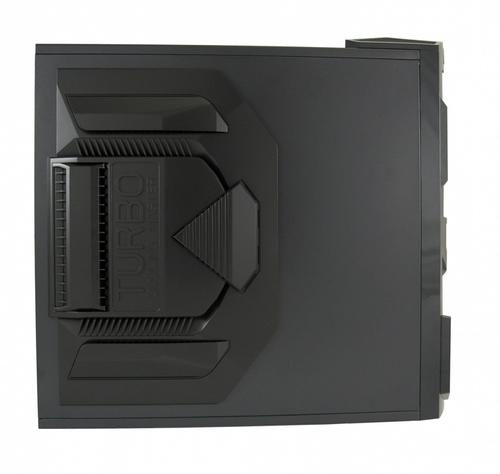 "LC-Power OBUDOWA CASE-PRO-918B ""JUPITER"" FRONT X2 USB 3.0 HD-AUDIO 120mm RED LED FAN CZARNA BEZ ZASILACZ"