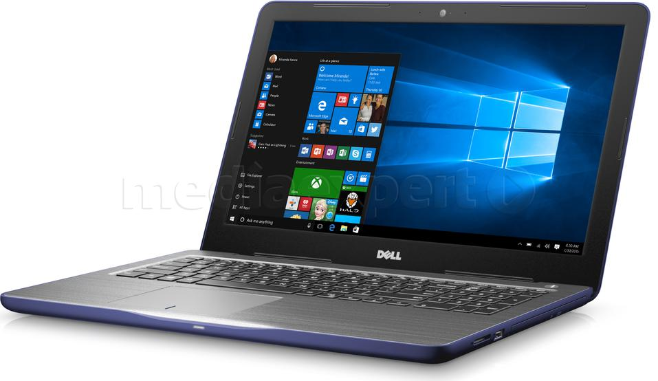 DELL Inspiron 15 (5567-9552) i7-7500U 4GB 1000GB R7
