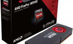 AMD FirePro W9100 16GB GDDR5 (512 Bit) 6x mini DP, 1x SDI, BOX (100-505977)