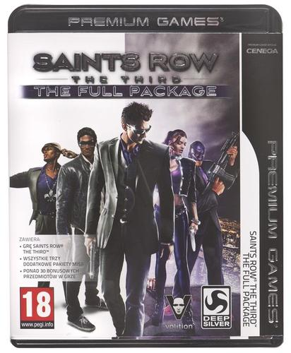 NPG Saints Row The Third The Full Package