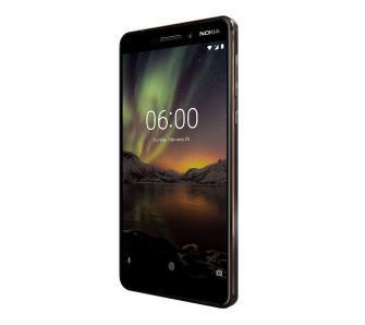Nokia 6.1 Dual Sim (czarny)