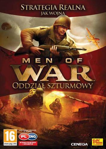1C Company Men of War: Oddział Szturmowy