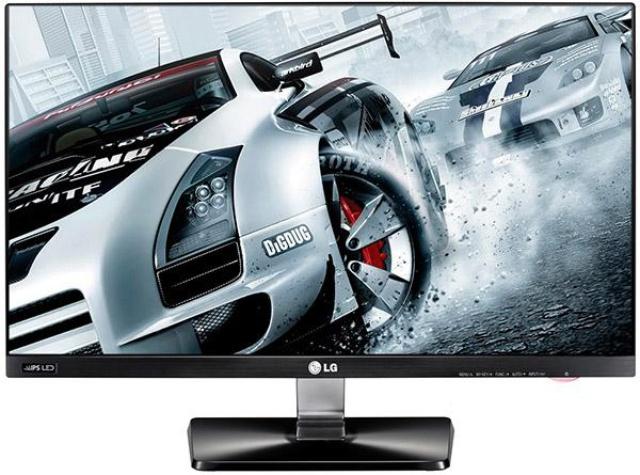 Monitor LG 27'' LED IPS277L