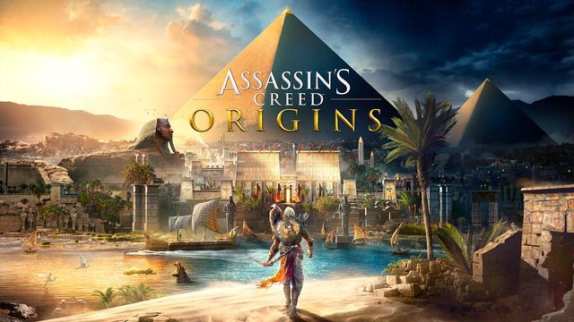 prezent na święta dla chłopaka - Assassin's Creed: Origins Xbox One