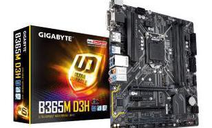 Gigabyte B365M D3H
