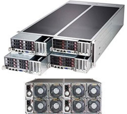 Supermicro SuperServer F627R2-F72PT+ SYS-F627R2-F72PT+