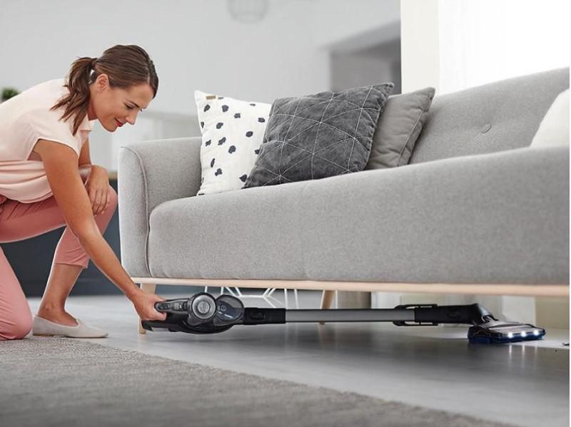 Philips SpeedPro Max dotrze wszędzie, nawet pod kanapę