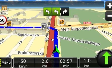 MapaMap 7.1 – asystent pasa ruchu i nowe mapy z Q3