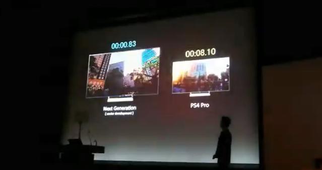 Renderowanie obiektów na PS5 jest znacznie szybsze