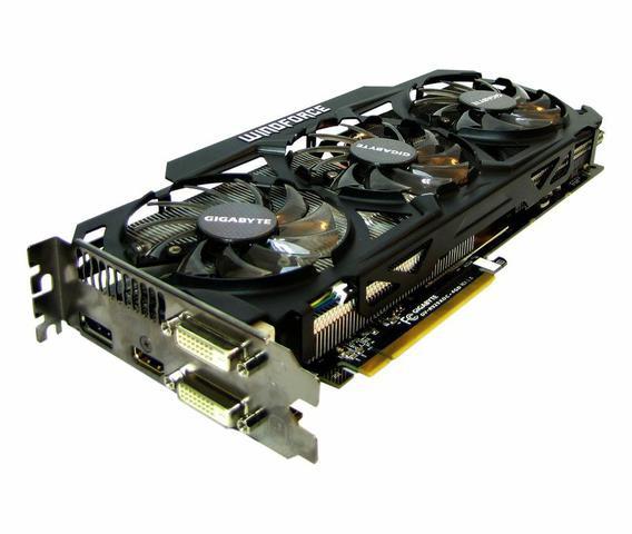 Gigabyte R9 290X OC fot2