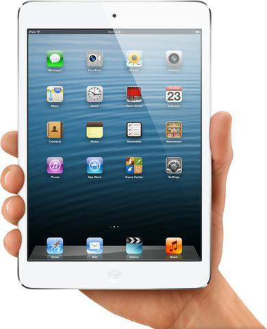Recenzja Tabletu Apple iPad Mini PL