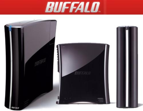Buffalo DriveStation HD-HXU3