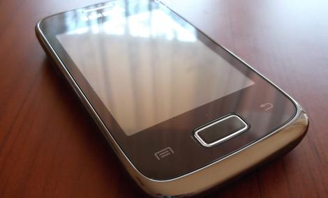 Test smartfona Samsung Galaxy Y Duoz [GT-S6102]