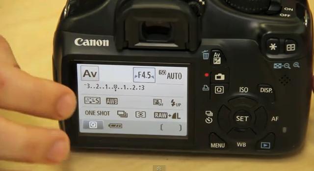 Canon EOS 1100D - lustrzanka cyfrowa