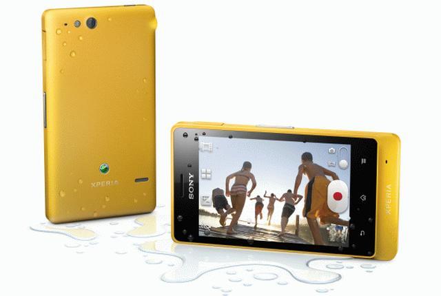 MOPR testuje wodoodporne smartfony Xperia go