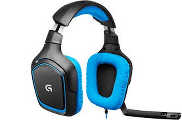 Logitech G430 - słuchawki idealne dla graczy