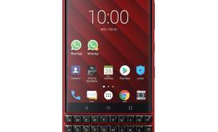 BlackBerry KEY2 (czerwony)