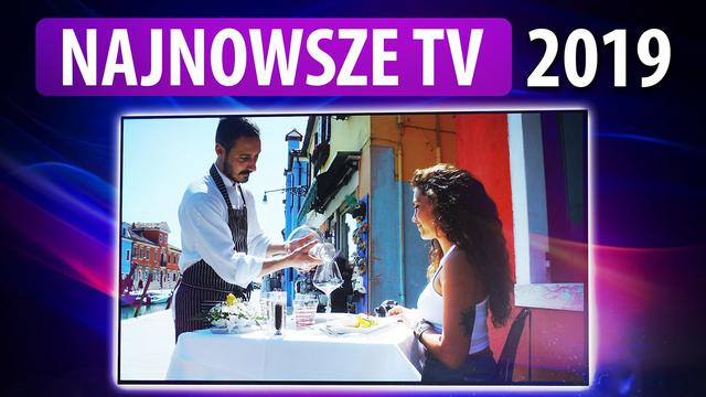 Najnowsze Telewizory z targów IFA 2019 - Nowości i innowacje