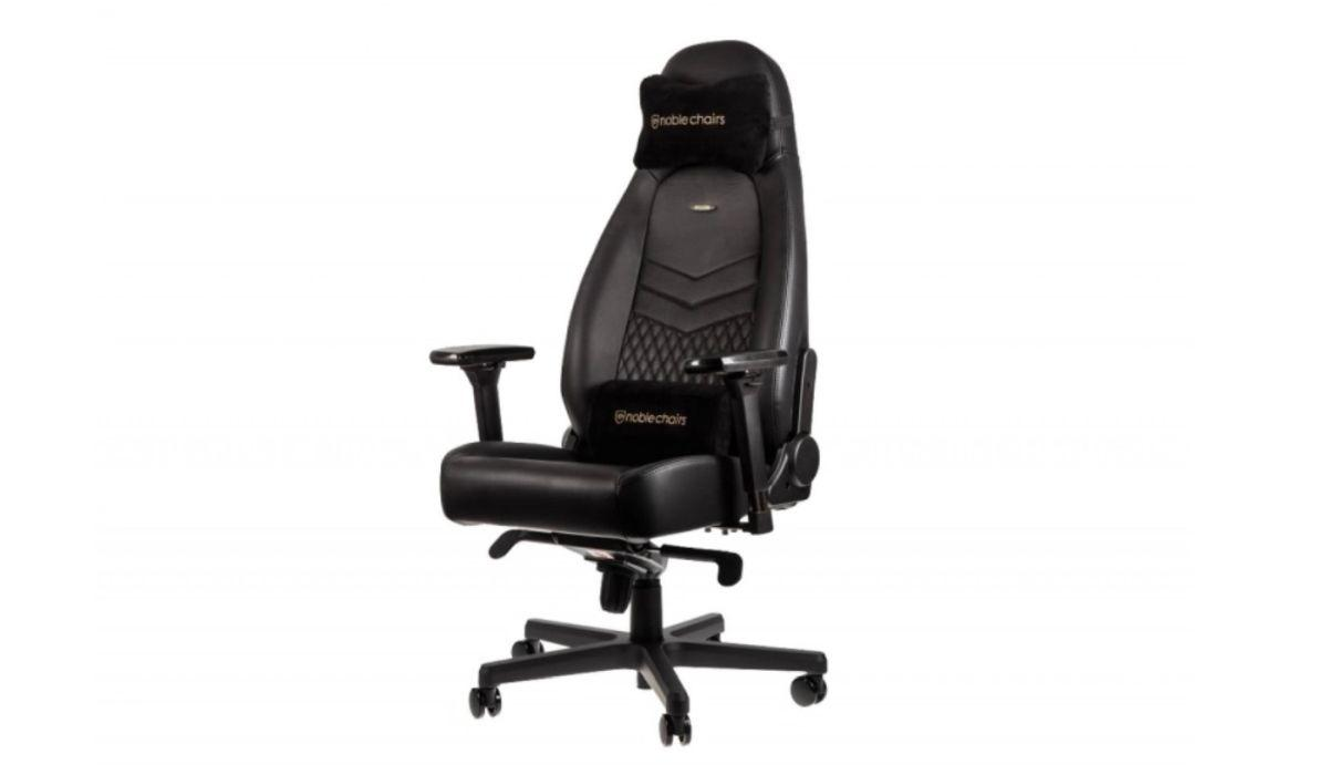 fotel gamingowy noblechairs ICON Gaming