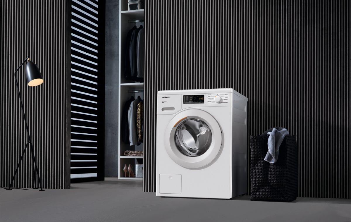 MieleW1 Active design nowej pralki z Polski