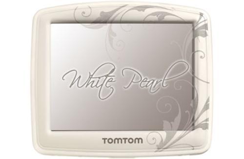 TomTom White Pearl