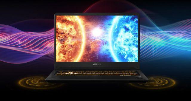laptop gamingowy na prezent dla dziecka -  ASUS TUF Gaming FX505DT
