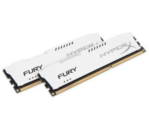 Kingston Fury DDR3 (2 x 4GB) 1600 CL10