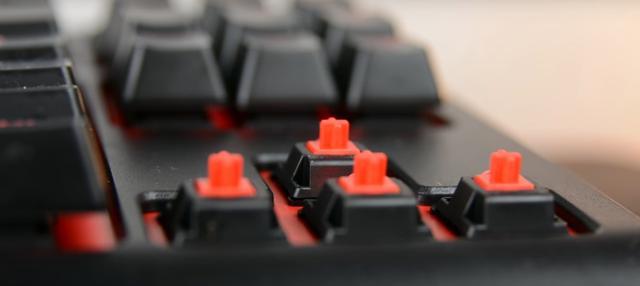 Cherry MX RED