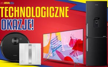 Technologiczne okazje w sklepie RTV Euro AGD