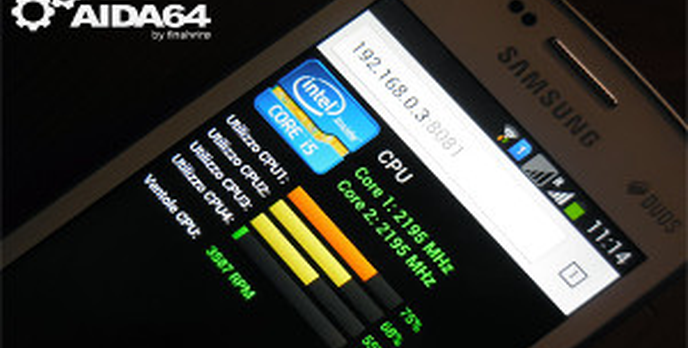 Recenzja AIDA64 Mobile