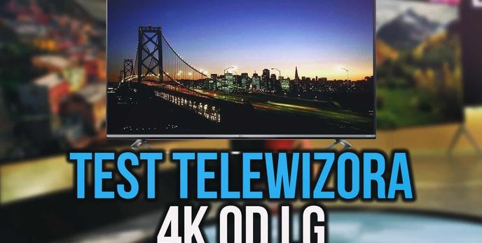 Recenzja Telewizora LG 49UJ6307 - Interesujący TV z Obrazem 4K