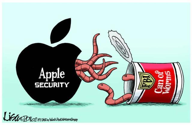 Apple Kpi Sobie z Władz